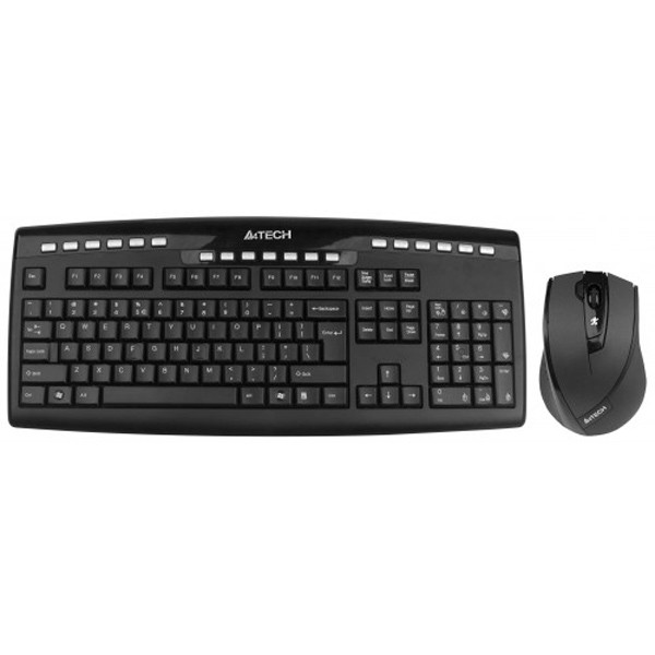 Keyboard+Mouse A4tech Wireless 9200 F